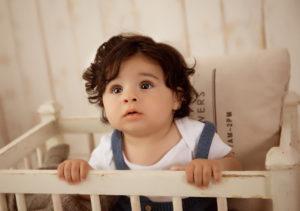 Ann Alzog - farbig - Baby